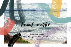 Brush Marks Pack