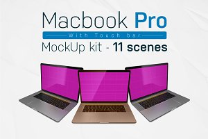 Macbook Pro kit