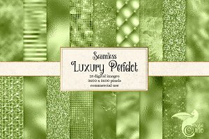 Luxury Peridot Green Textures