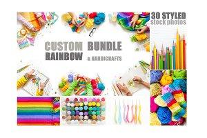Custom bundle | Rainbow@handicrafts