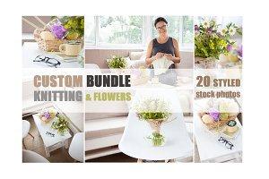 Custom bundle | Knitting@flowers