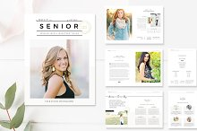 INDESIGN Senior Photography Magazine by  in Magazines