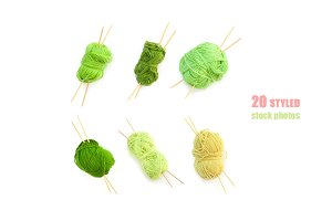 Custom bundle|handicrafts pink&green