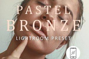 Pastel Bronze Mobile Lightroom