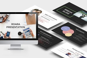 Roara : Multipurpose Powerpoint