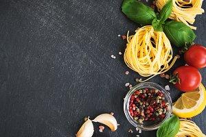 Italian food ingredients
