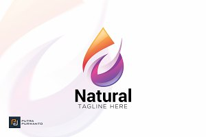 Natural - Logo Template