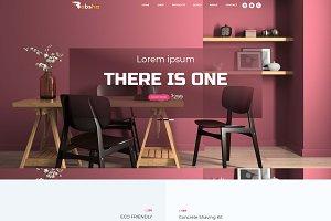 Babsha Responsive Bootstrap 4 theme