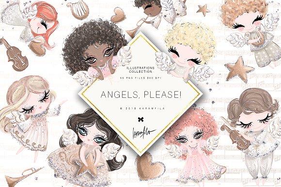 Angels Clipart