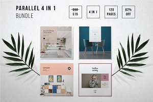 PARALLEL BUNDLE / SQUARE CATALOGUE
