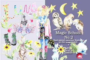 Magic School No.2