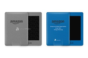Amazon Kindle Paperwhite Vinyl Skin
