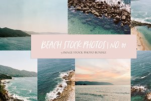 Beach Stock Photos Bundle No.01