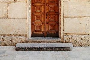 old door2