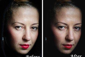 10 Pro Portrait Presets