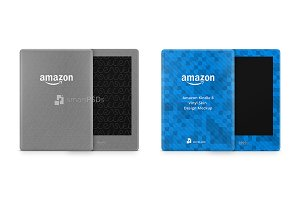 Amazon Kindle 8th Gen. Vinyl Skin