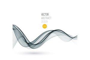 Vector Smoke background