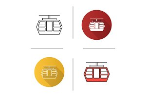 Funicular icon