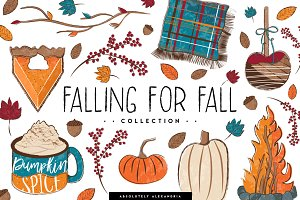 Falling For Fall Graphics & Patterns