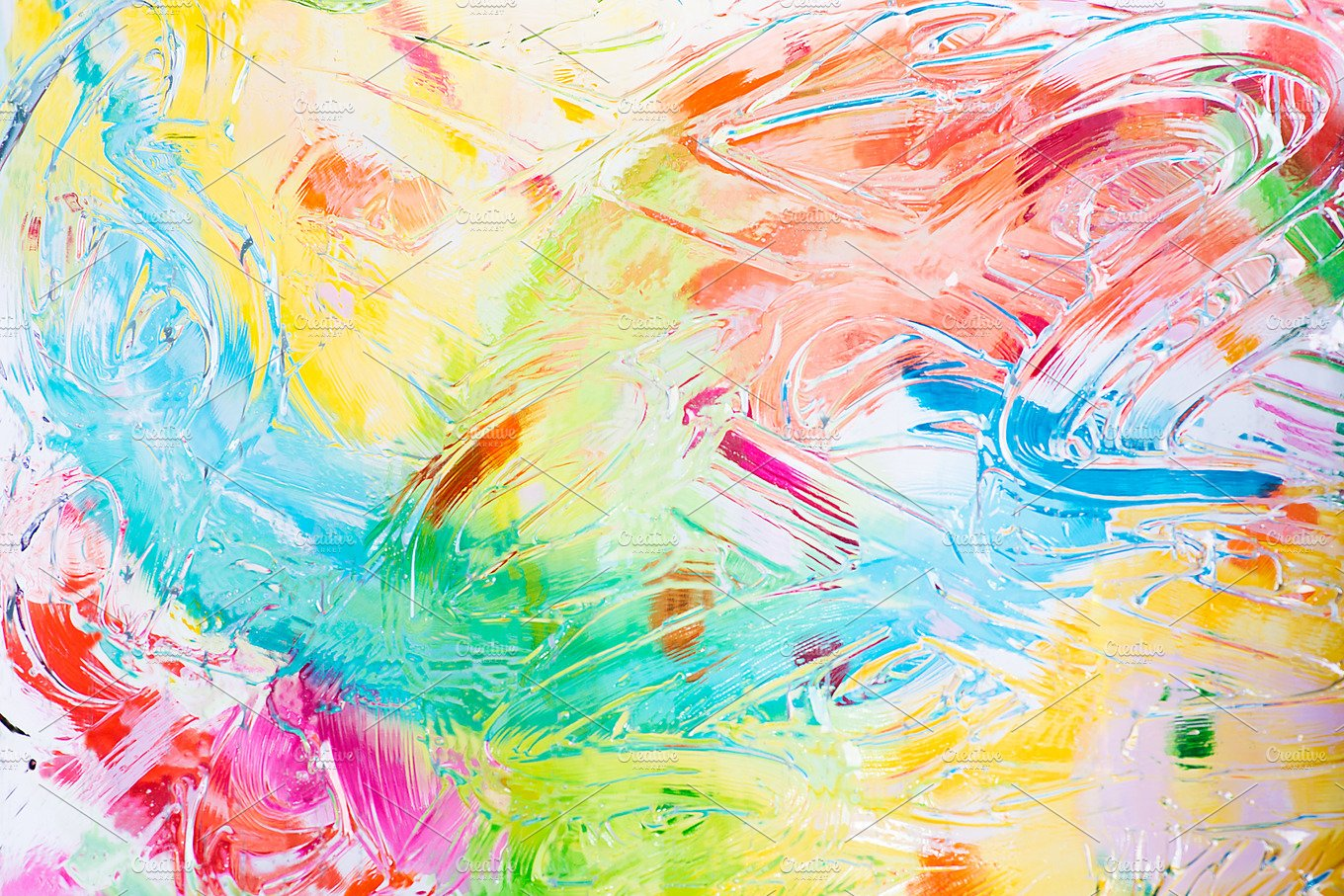 Abstract colorful background ~ Abstract Photos ~ Creative ...