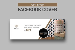 Gift Shop - Facebook Cover