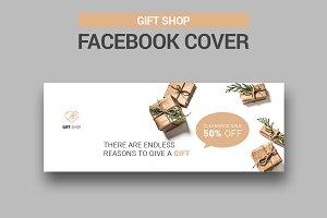 Gift Shop Facebook Cover