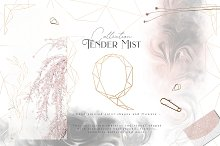 Tender Mist Collection by  in Illustrations