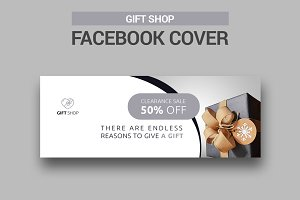 Gift Shop Facebook Cover
