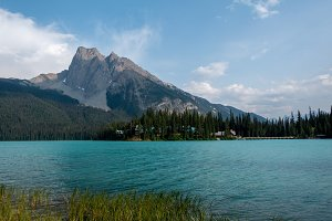 Emerald Lake Yoho National Park