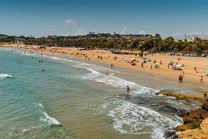 Arrabassada Beach, Spain