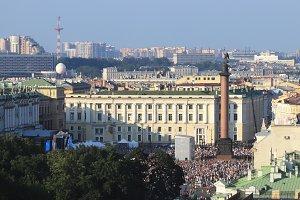 The Alexandrian Pillar in the Palace