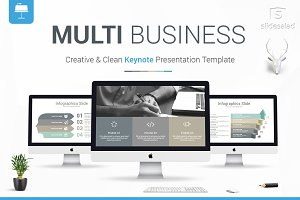 Multi Business Keynote Template