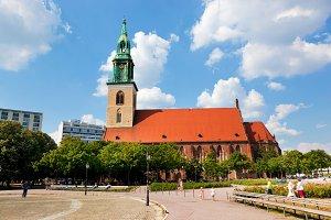 St. Mary's Church, Berlin, Germany