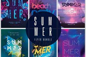 Summer Flyer Bundlle