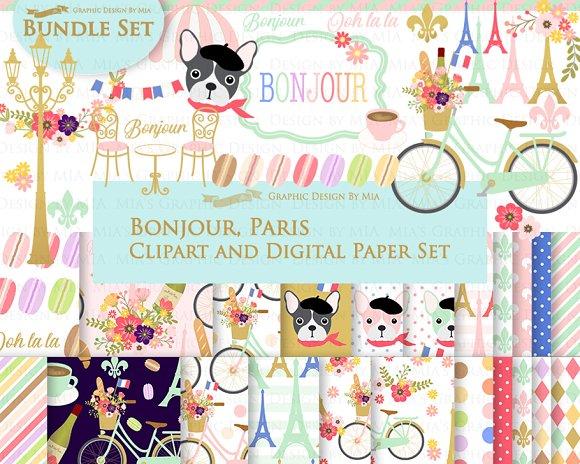 Parisian,Bonjour Paris,Eiffel Tower