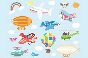 Air Transportation Elements