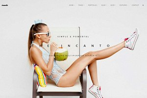 Incanto - Multipurpose Template