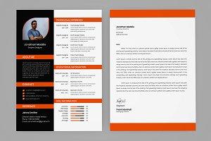 CV & Cover Letter Design