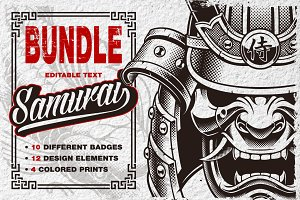 Samurai Design Bundle