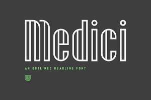 UTC Medici Font