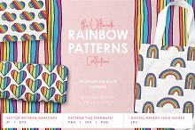 Ultimate Rainbow Patterns Collection