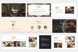 Stew Food Google Slides Template