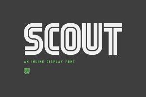 UTC Scout Font