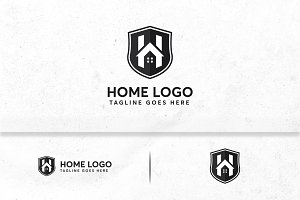 Home Logo Template