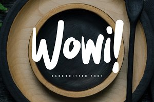 Wowi Typeface