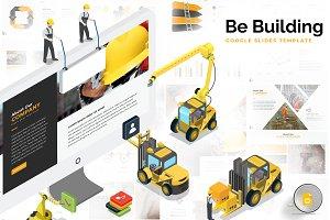 Building & Construction Google Slide
