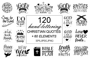 120 CHRISTIAN QUOTES