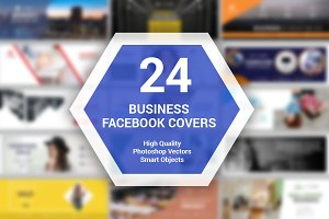 24 Business Facebook Covers