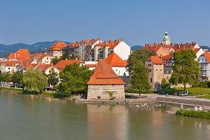 Maribor city, Slovenia