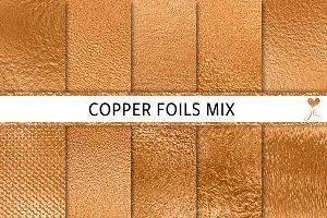 Copper Foils Mix